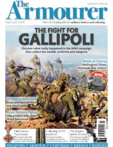 The Armourer – March 2020