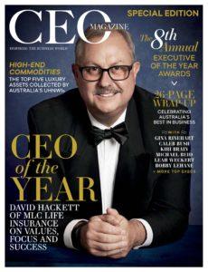The CEO Magazine Australia & New Zealand – January-February 2020