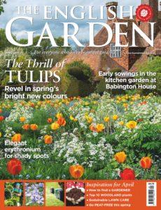The English Garden – April 2020