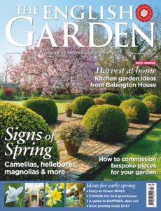 The English Garden – March 2020