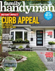 The Family Handyman – March 2020