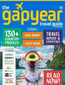 The Gap Year Travel Guide 2019