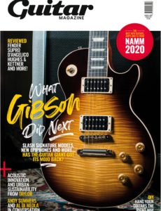 The Guitar Magazine – March 2020
