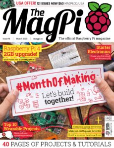 The MagPi – March 2020