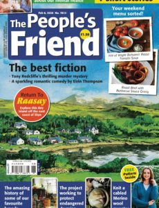 The People's Friend – February 08, 2020
