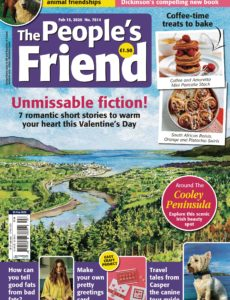 The People's Friend – February 15, 2020