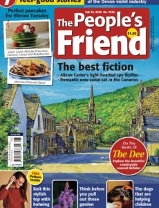 The People's Friend – February 22, 2020