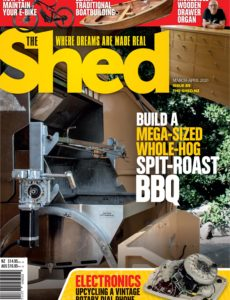 The Shed – March-April 2020