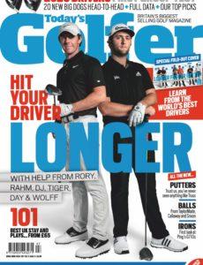 Today's Golfer UK – April 2020