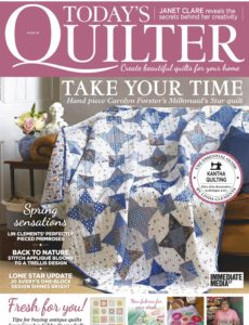 Today's Quilter – April 2020