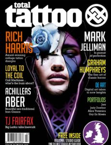 Total Tattoo – Issue 185 – March 2020