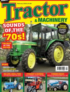 Tractor & Machinery – February 2020