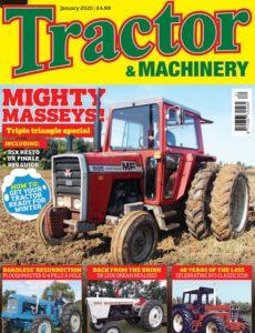 Tractor & Machinery – January 2020