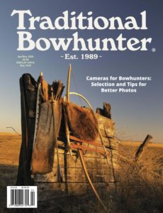 Traditional Bowhunter – April-May 2020