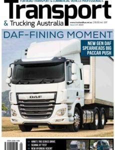 Transport & Trucking Australia – Issue 129 2020