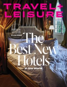 Travel+Leisure USA – March 2020