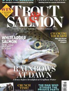 Trout & Salmon – March 2020