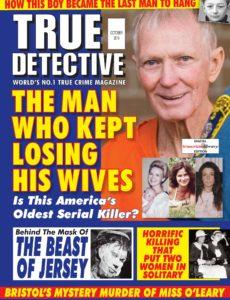 True Detective – October 2019