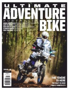 Ultimate Adventure Bike Australia – January 2020