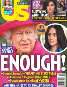 Us Weekly – March 09, 2020