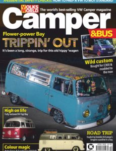 VW Camper & Bus – April 2020