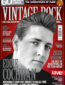 Vintage Rock – Issue 46 – March-April 2020