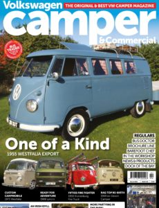 Volkswagen Camper & Commercial – March 2020