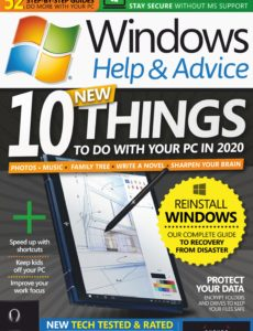 Windows Help & Advice – March 2020