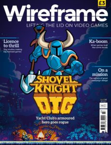 Wireframe – Issue 33 2020