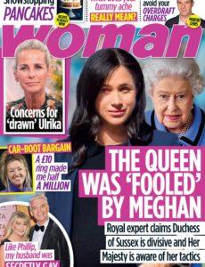 Woman UK – 24 February 2020