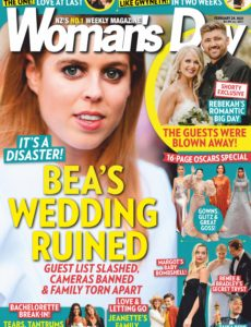 Woman's Day New Zealand – February 24, 2020