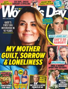 Woman's Day New Zealand – March 02, 2020