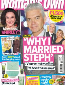 Woman's Own – 02 March 2020