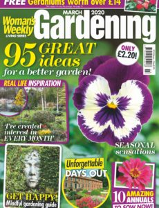 Woman's Weekly Living Series – March 2020