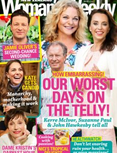Woman's Weekly New Zealand – March 02, 2020