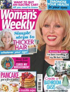 Woman's Weekly UK – 25 February 2020