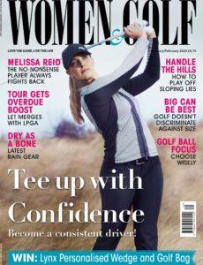 Women & Golf Magazine – January-February 2020