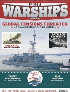 World Of Warships – October 2019