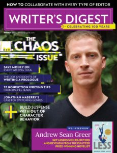 Writer's Digest – March 2020