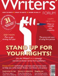 Writers' Forum – Issue 219 – December 2019