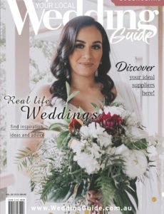 Your Local Wedding Guide Queensland – Volume 22 2020