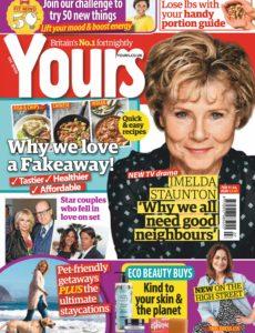 Yours UK – 16 February 2020