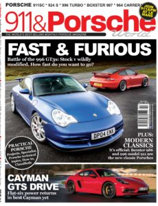 911 & Porsche World – Issue 313 – April 2020