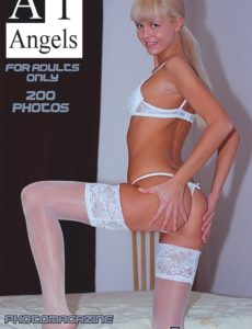 A1 Angels Sexy Girls Adult Photo Magazine – March 2020