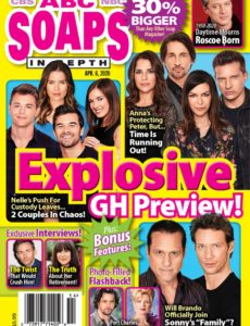 ABC Soaps In Depth – April 06, 2020