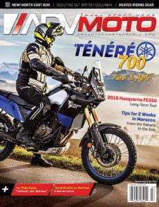 Adventure Motorcycle (ADVMoto) – Issue 115 – March-April 2020