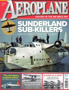 Aeroplane – Issue 564 – April 2020