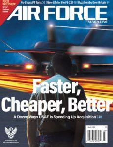 Air Force – March 2020