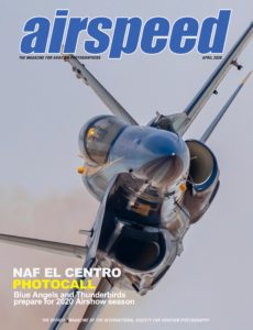 Airspeed Magazine – April 2020