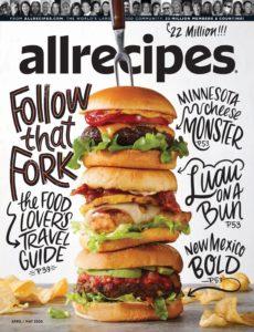 Allrecipes – April-May 2020